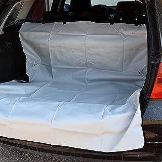 R cubierta protectora de asiento delantero impermeable de color azul Cubierta de asiento Coche furgoneta de color negro SODIAL