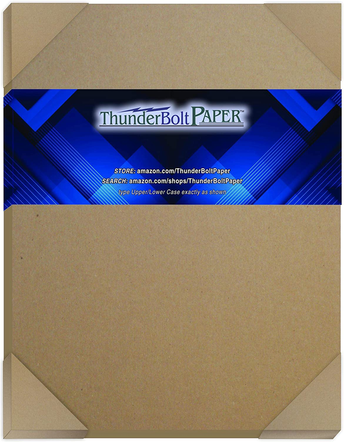 4 Sheets Max 71% OFF Brown Chipboard 100 Point X 11