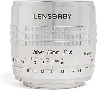 Lensbaby Velvet 56 SE for Nikon F