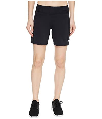 ASICS Knit 7 Shorts (Performance Black) Women