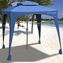 محصولات EasyGO وزن قابل حمل و راحت کابانا با محافظت در برابر UV 50+ ، نیروی دریایی