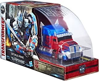 2017 SDCC HASBRO Transformers The Last Knight Optimus Prime Burning Rubber Ed.