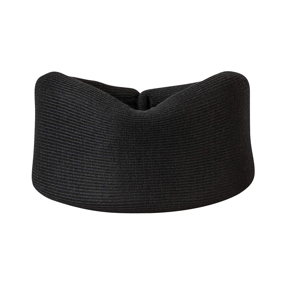 Core Products Foam Cervical Collar, Black - 3.5