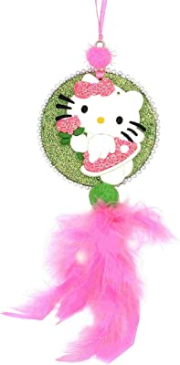 Hello Kitty with Feathers