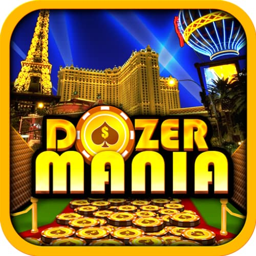 Dozer Mania Coin Pusher World Tour - FREE Coins Daily