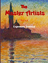 Master Artists Series: Expense Jounal (Master Artists Expense Journal)