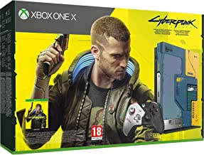 Xbox One X Cyberpunk 2077 Limited Edition Bundle (1TB) (Xbox One)