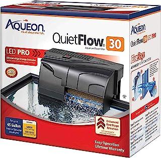 Aqueon QuietFlow LED PRO Aquarium Power Filter 30 thumbnail