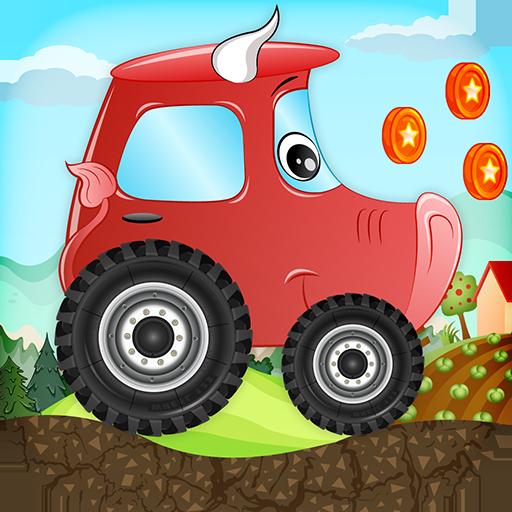 Juego de carreras de coches para los niños - Coches animales Beepzz divertida aventura