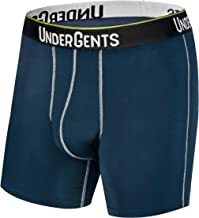 UnderGents Men's Boxer Brief Underwear. CloudSoft Cooling Comfort Without Compression (Be Comfortable Underneath)