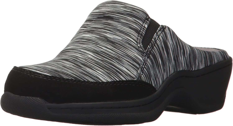 SoftWalk Women's Super sale period limited Alcon Mule Grey Multi M Indefinitely 9 US Black