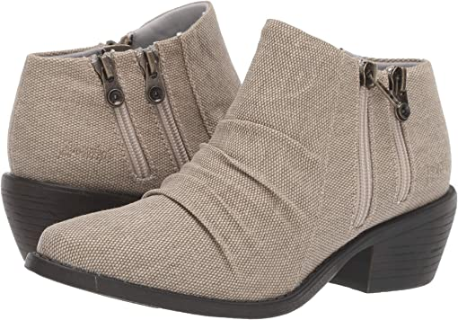 Light Taupe Rancher Canvas
