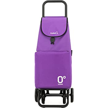390X310X1050Mm Violeta Rolser Carro De Compra Kangaroo