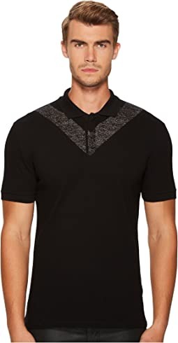 Versace Collection - Metallic V Polo