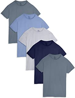 Fruit of the Loom Men's Crew Neck T-Shirt Multipack
