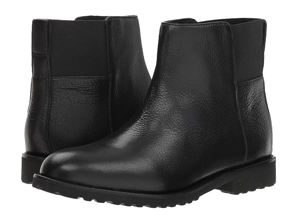 Johnston & Murphy Irene (Black Waterproof Leather) Women