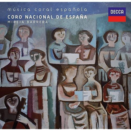 Montsalvatge: Tres canciones negras - Punto de habanera de Coro Nacional de España en Amazon Music - Amazon.es