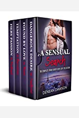 A Sensual Search: The Complete From Europe With Love Collection (A Contemporary Romance Series Box Set) Kindle Edition