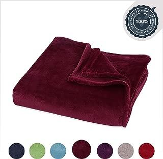 Berkshire VelvetLoft Luxury Cozy Plush Throw Blanket