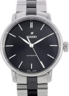 Rado Girls' Classic Swiss-Automatic Watch with Stainless-Steel Strap, Two Tone, 16 (Model: R22862152)