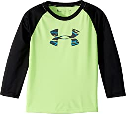 Under Armour Kids - Voltage Big Logo Raglan (Toddler)