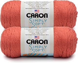 Best caron simply soft yarn melon Reviews