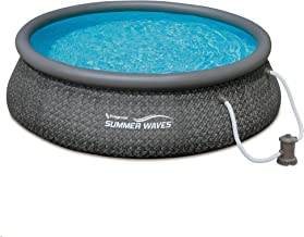 Best quick set above ground pools Reviews