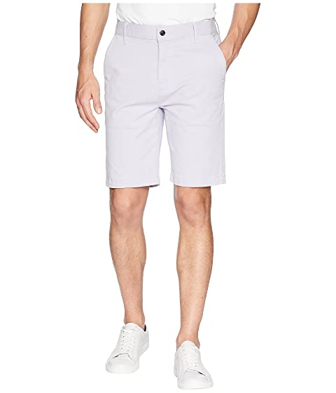 7 FOR ALL MANKIND The Chino Twill Shorts, Light Violet