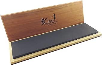 Super Large Genuine Arkansas Black Surgical (Ultra Fine) Knife Sharpening Bench Stone Whetstone 12