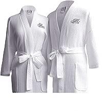 luxor linens monogrammed robes