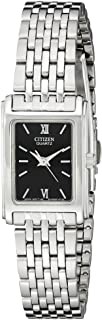 Citizen Women's Quartz Stainless Steel Watch, EJ5850-57E