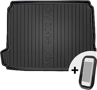 GUMMI KOFFERRAUMWANNE KOFFERRAUMMATTE fur RENAULT Clio IV Hatchback ab 2012