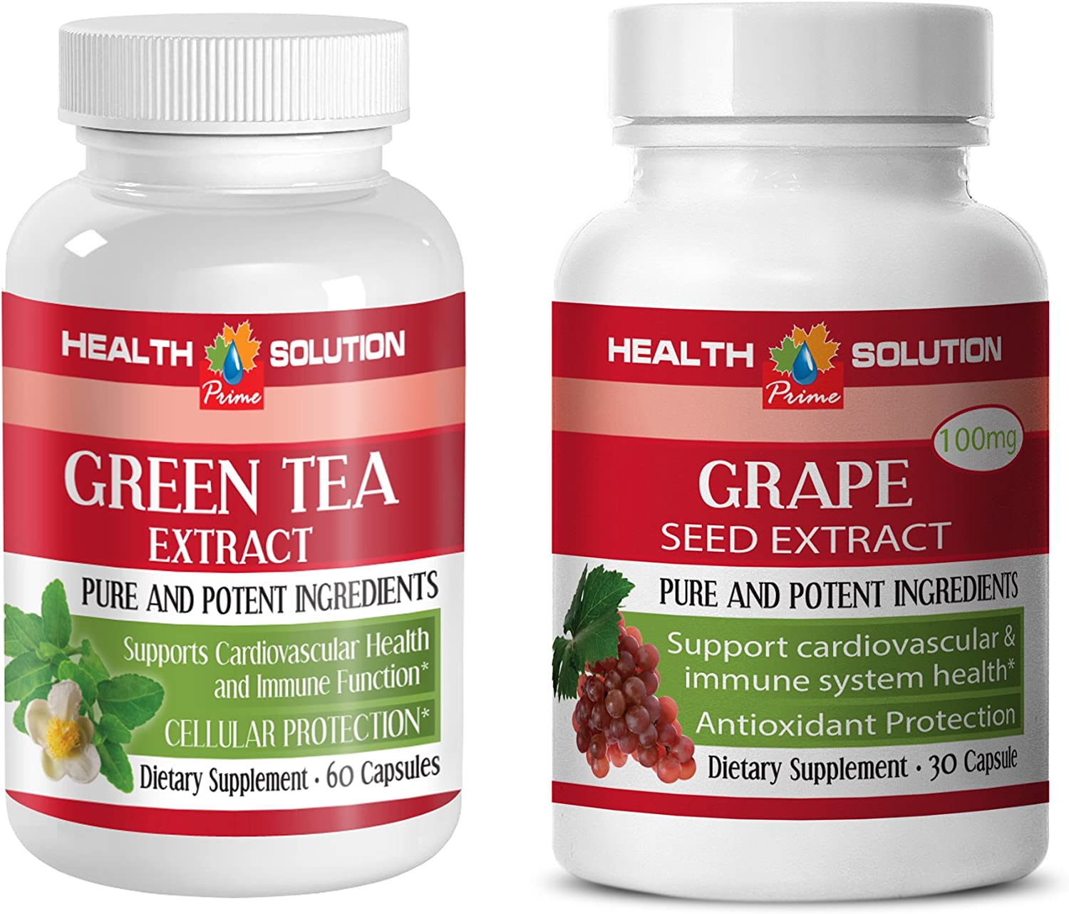 Immune Booster Sales results No. 1 - Green Tea Financial sales sale Grape Extract Ext Seed