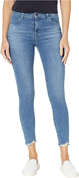 Alana High-Rise Crop Skinny in Epsilon