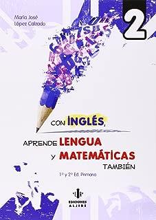 CON INGLES APRENDE LENGUA Y MATEMATICAS 2