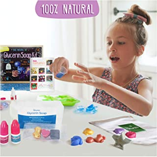 Klutz Make Your Own Soap Craft & Science Kit