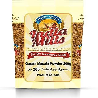 INDIA MILLS Garam Masala Powder, 200 gm