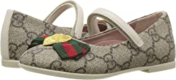 Gucci Kids Erin Ballerina (Toddler)