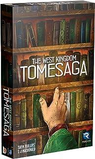 Renegade Game Studios - The West Kingdom Tomesaga - Board Game
