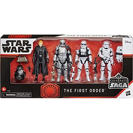 Star Wars - Celebracion The Saga Pack Ejercito de la Primera Orden, F14155L0