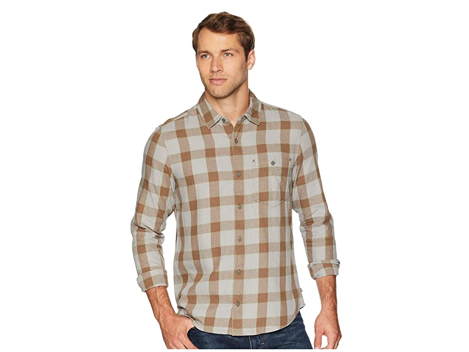 Toad&Co Chaser Long Sleeve Top (Jeep) Men