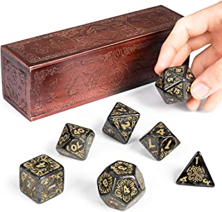 Best polyhedral dice display Reviews