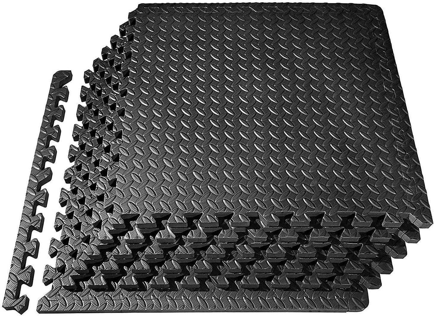 XQKXHZ Foam Mat Max 73% OFF Floor Tiles Ma Exercise Interlocking Surprise price Puzzle EVA