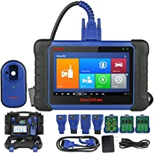Autel MaxiIM IM508 Key Programming Diagnostic Scan Tool with XP200 Key Programmer, Advanced IMMO Functions & Programming Automotive Scanner, Oil Reset, SAS, EPB, DPF, TPMS ID Relearn, BMS(For US Only)