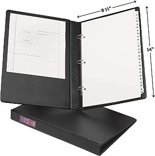 Best 1 inch binder dimensions Reviews