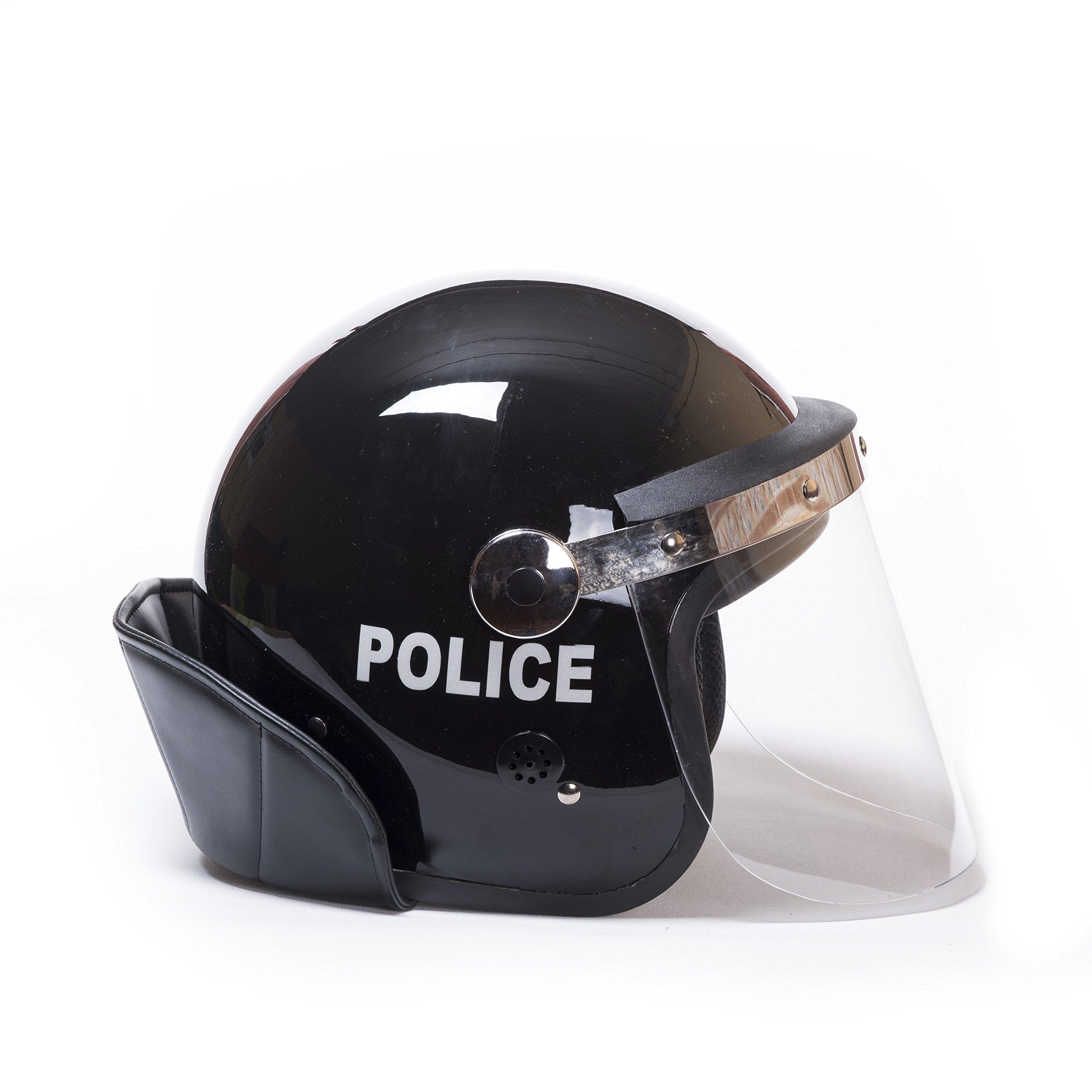 Militar-TLD Militar Policia táctico de Airsoft Paintball Casco Protector Máscara Policia Envio Desde España: Amazon.es: Deportes y aire libre