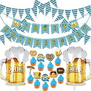 Oktoberfest08 Oktoberfest Beer Weekend 100/% Custom Cooler Collapsible Fabric Can Cooler Double Side Print