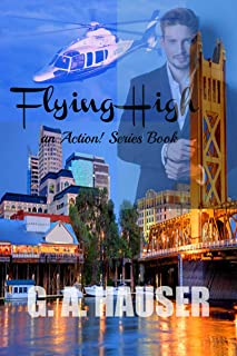 Flying High: An Action! Series Book 62 (English Edition)