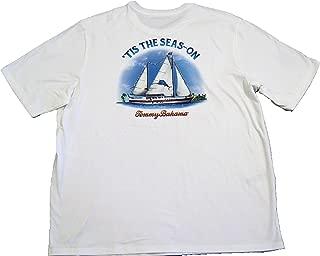 Tommy Bahama Tis The Seas-Ons Men's Short Sleeve Shirt