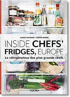 Inside Chefs' Fridges. Europe